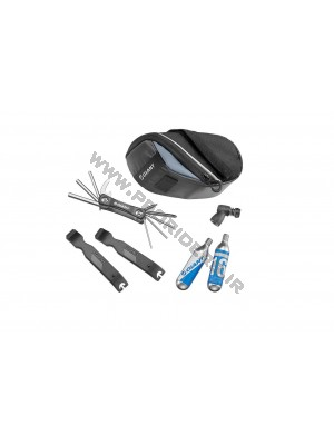 Quick Fix Compress Seat Bike Bag Kit