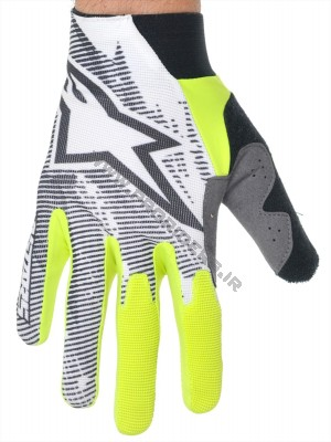 Alpinestars Aero Gloves green-White