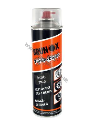 اسپری تمیز کنندی سریع برونوکس BRUNOX TURBO CLEAN