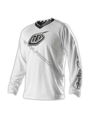 تی شرت Troy Lee GP White-Out