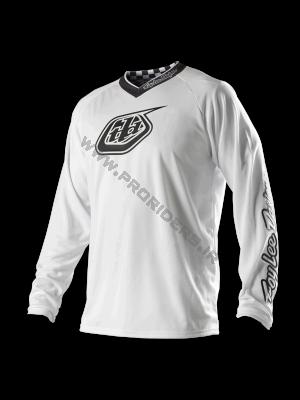 تی شرت Troy Lee GP White-Out