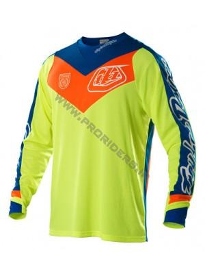 تی شرت دوچرخه سواری Troy Lee SE Pro