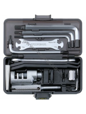 آچار TOPEAK SURVIVAL GEAR BOX TOOLS