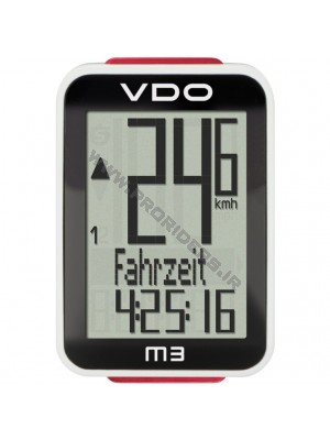 Speedometr VDO M3 WR