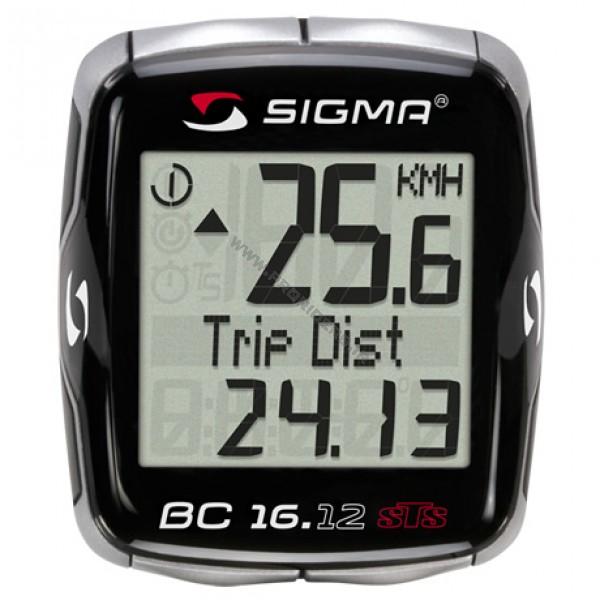 SIGMA BC 16.12 STS