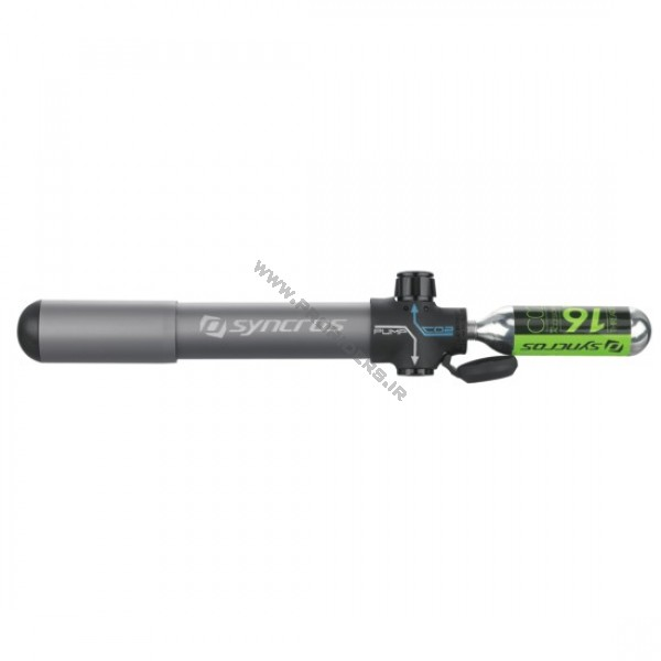 تلمبه  Syncros CO-TWO HV Mini-Pump