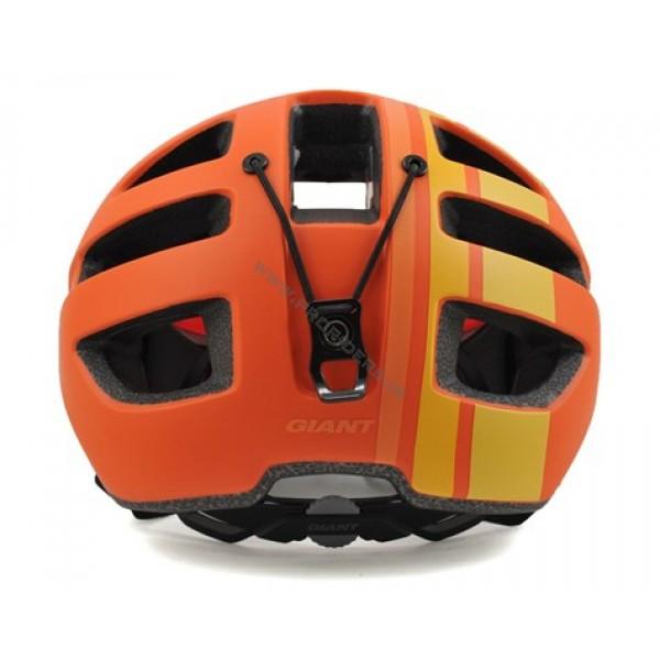 کلاه دوچرخه سواری  جاینت Rail MTB Helmet (Orange/Yellow)