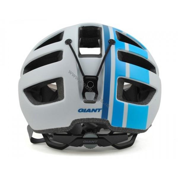 کلاه دوچرخه سواری  جاینت Rail MTB Helmet (White/Blue)