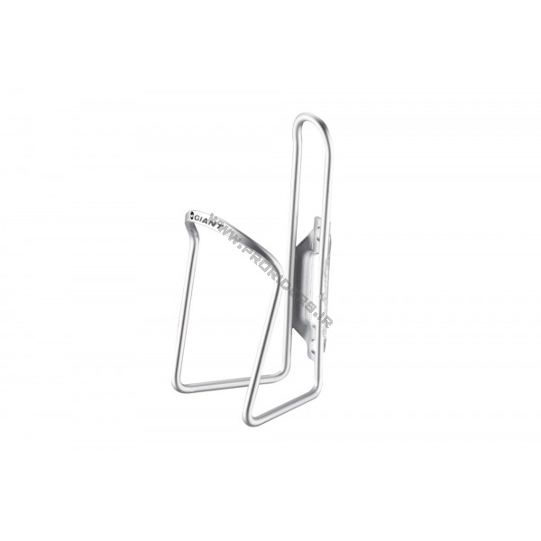 Giant Bottle Cage Gateway 5mm Silver