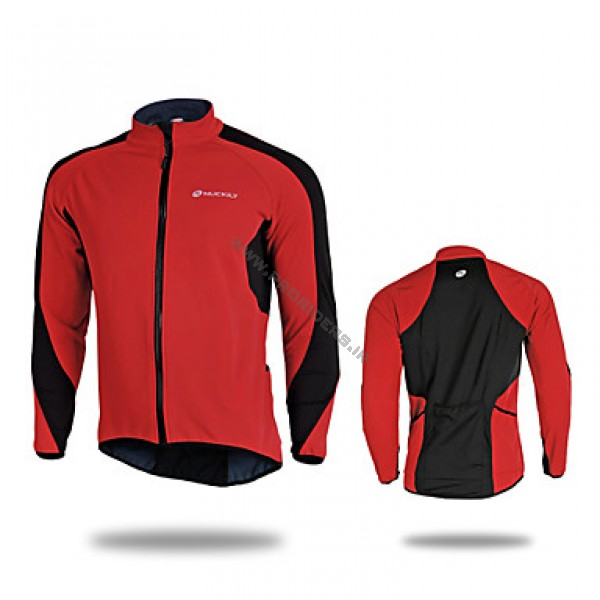 NUCKILY  Fleece Windproof Jacket