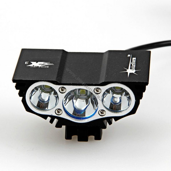 Front Light SolarStorm X3 2500 Lumens