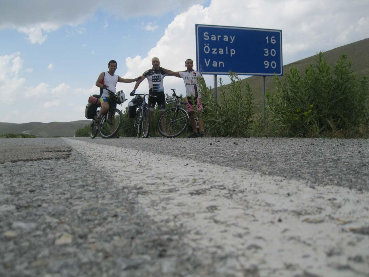 برنامه دور دریاچه وان ترکیه